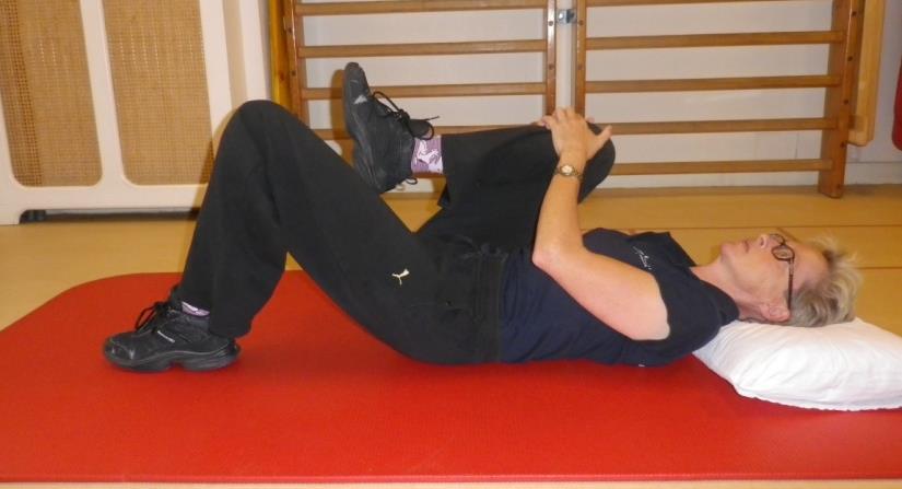 Heup en bekken mobiliteit oefening 1a