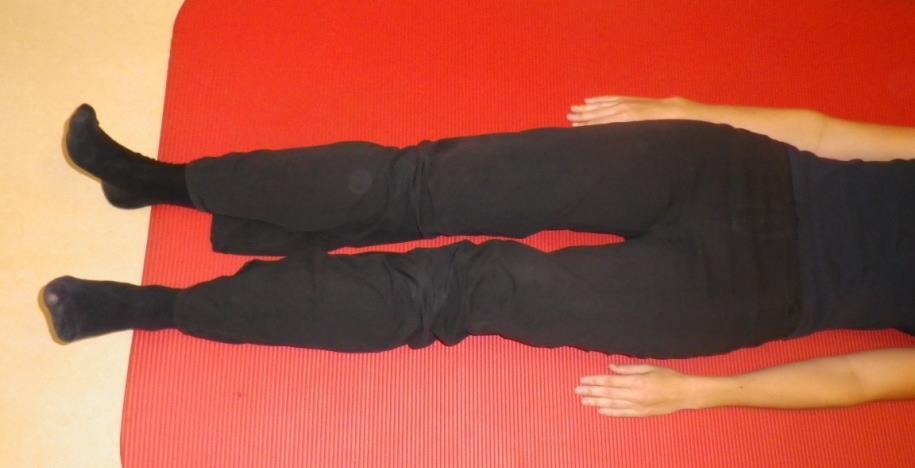 Heup en bekken mobiliteit oefening 2: Heupen in- en uitdraaien - 1