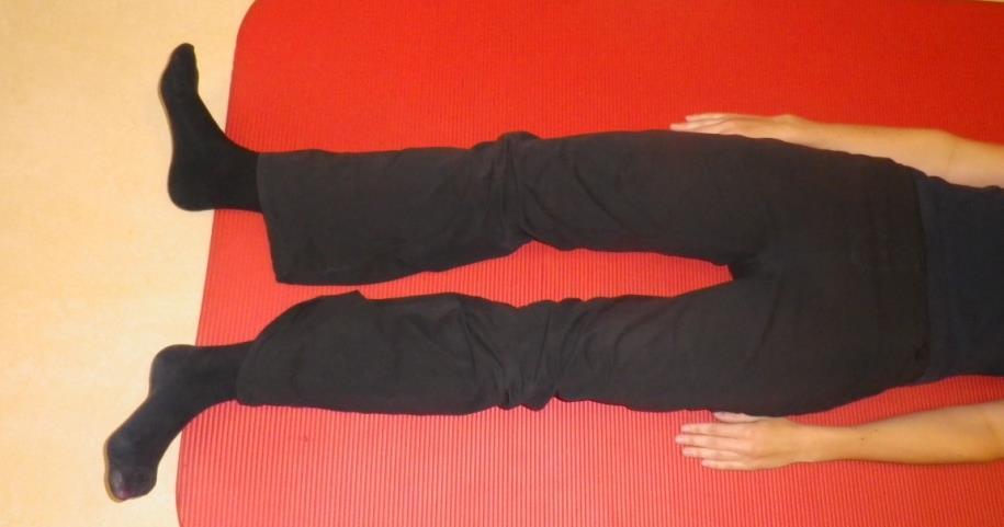 Heup en bekken mobiliteit oefening 2: Heupen in- en uitdraaien - 2