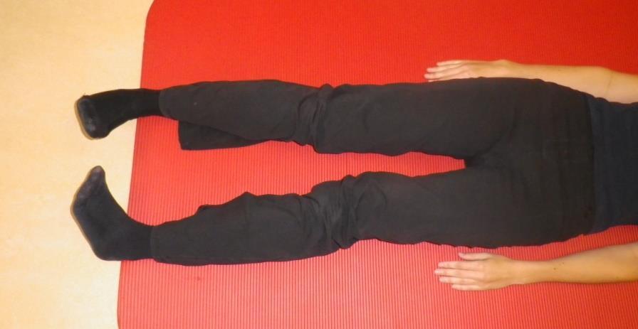 Heup en bekken mobiliteit oefening 2: Heupen in- en uitdraaien - 3