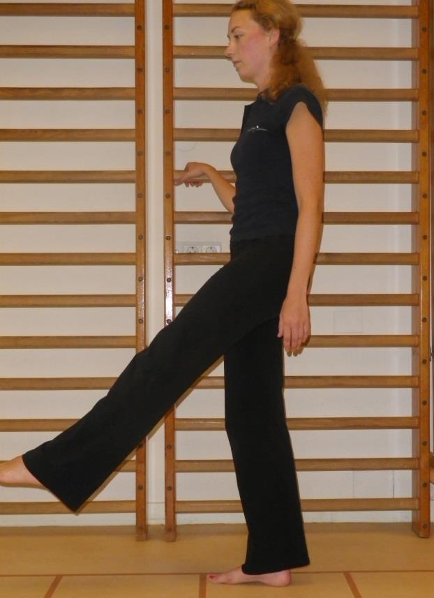 Heup en bekken mobiliteit oefening 5: Heup buigen en strekken - 1