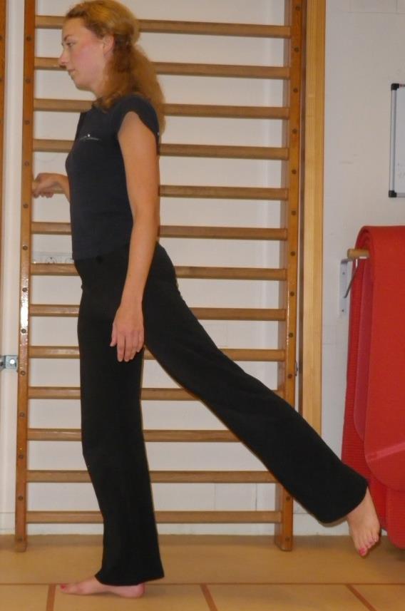 Heup en bekken mobiliteit oefening 5: Heup buigen en strekken - 2