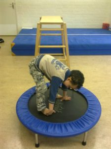 Kinderfysiotherapie op het Kabouterhuis (locatie West)