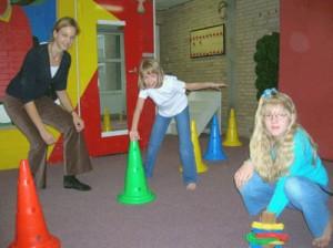 Kinderfysiotherapie op de Ottho Heldringschool