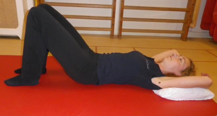 Lage rug en bekken mobiliteit oefening 1: Bekken kantelen - 1