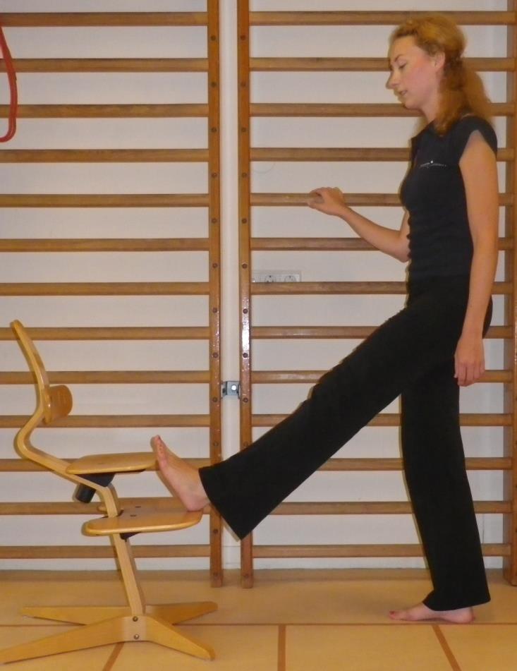 Benen rekoefening 4a: Hamstrings - 1
