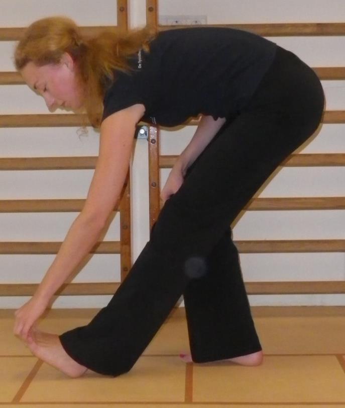 Benen rekoefening 4b: Hamstrings -2