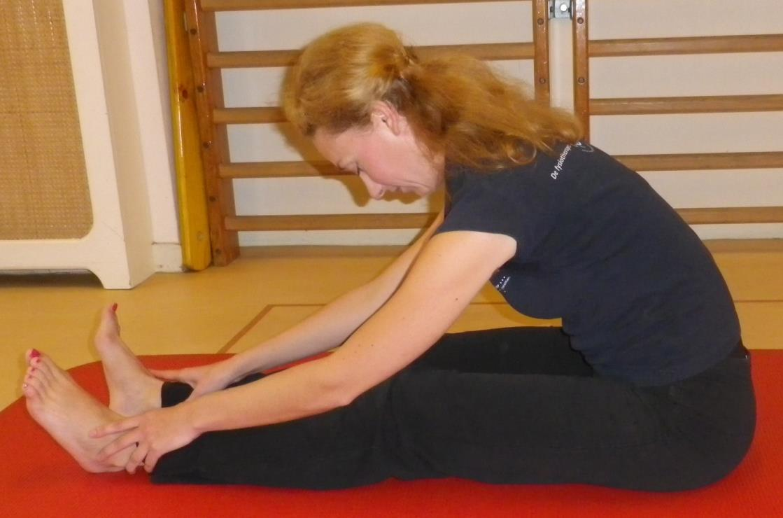 Benen rekoefening 4c: Hamstrings