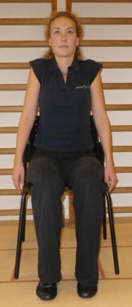 Schouder Mobiliteits Oefening 3 -1