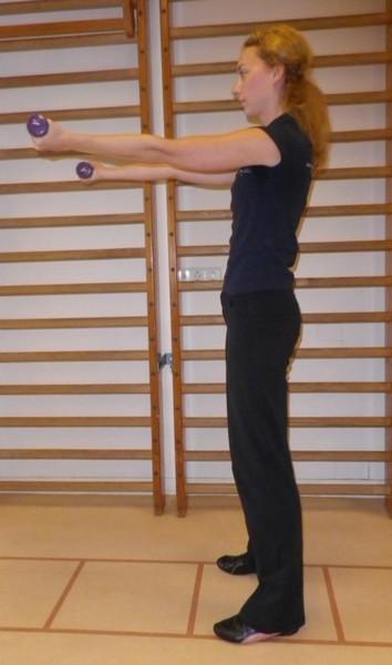 Spierversterkend 1b: Biceps - 1