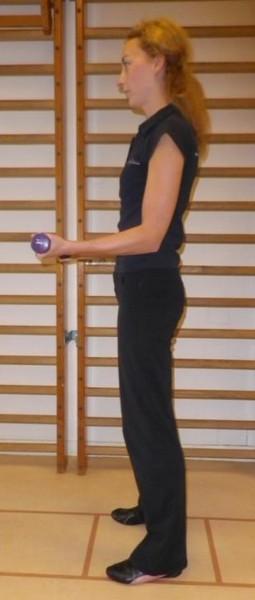 Schouder Spierversterkend 3: Combinatie-oefening - 2