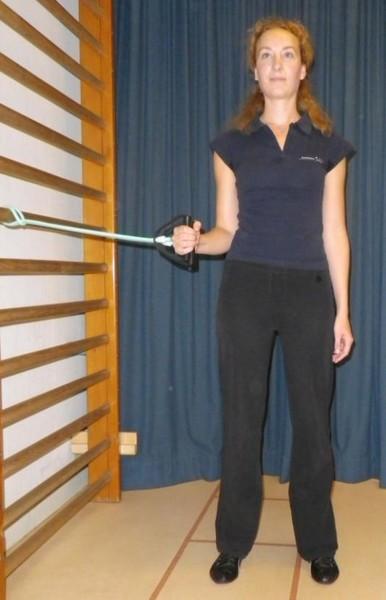 Schouder Spierversterkend 6: Rotator Cuff Binnenste Spieren - 1