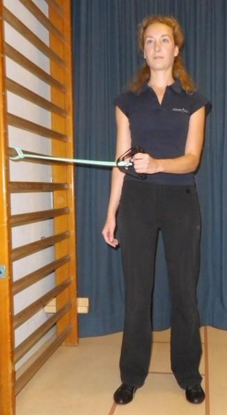 Schouder Spierversterkend 7: Rotator Cuff Buitenste Spieren - 1