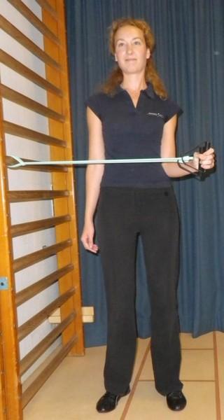 Schouder Spierversterkend 7: Rotator Cuff Buitenste Spieren - 2